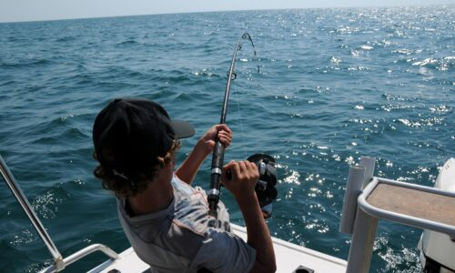 Sportsfishing in Niagara lake