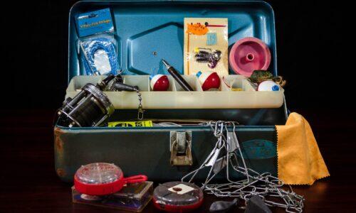 Sports fishing equipments