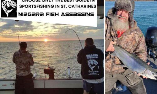 Sportsfishing in St. Catharines