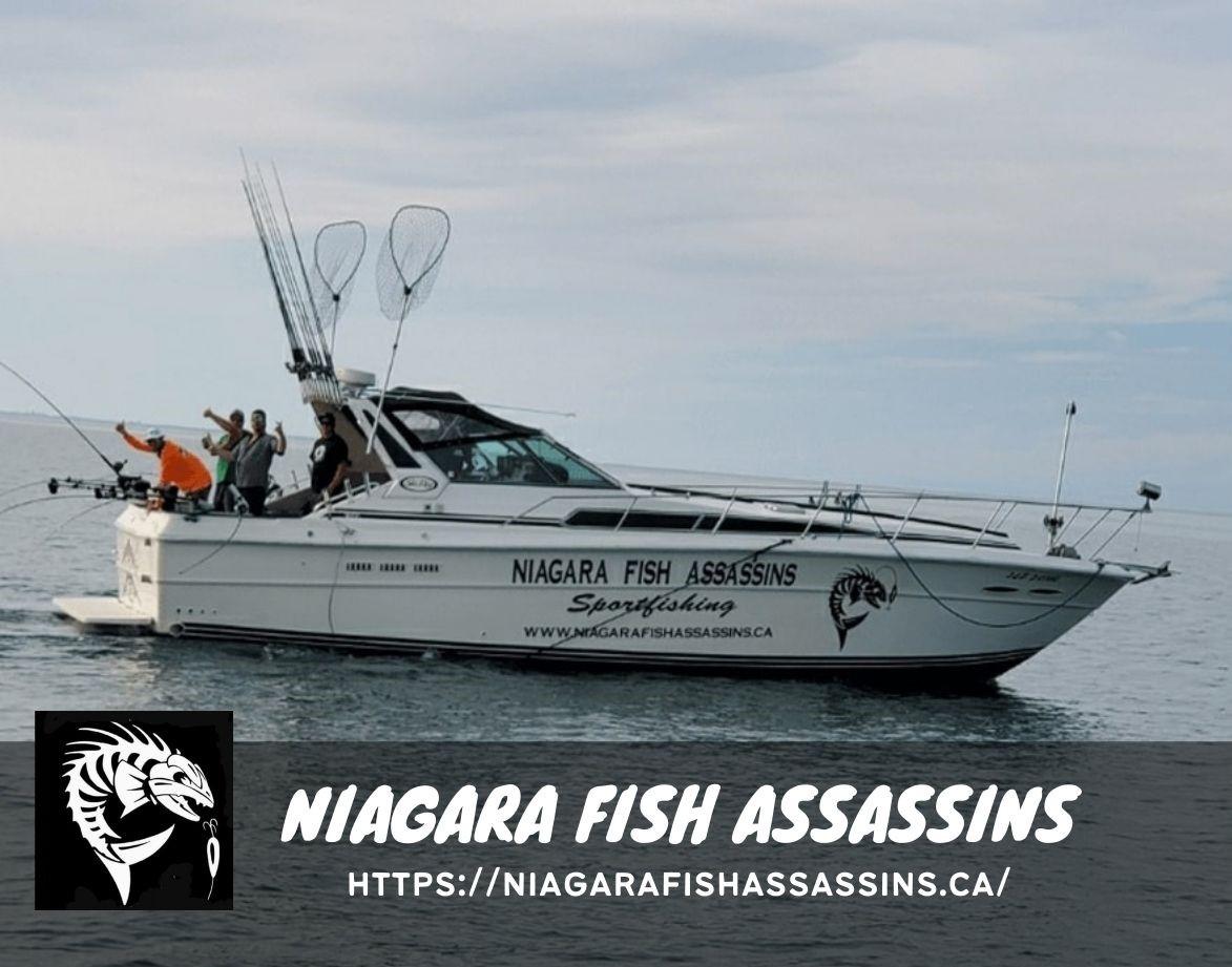 niagara fishing charter boat