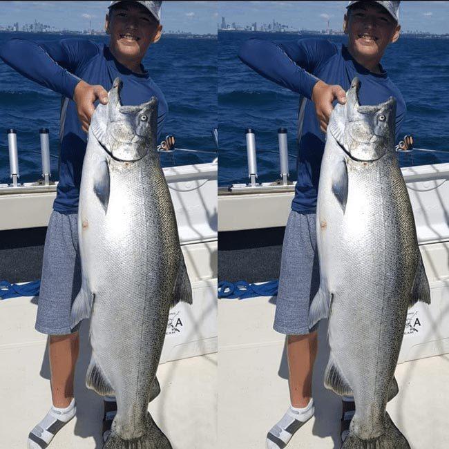 fishing niagara